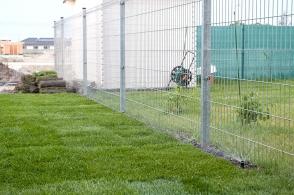 2. Úprava záhrady