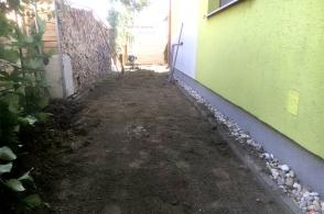 6. Úprava záhrady
